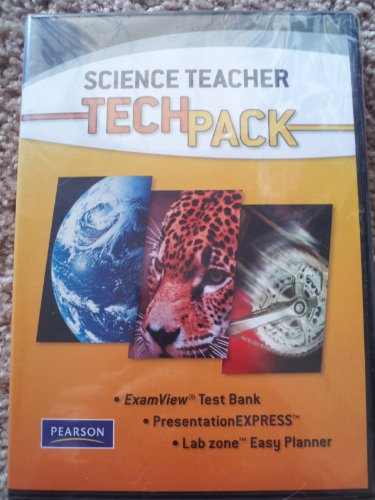 9780785468677: Pearson Middle Grades Science Teacher Tech Pack