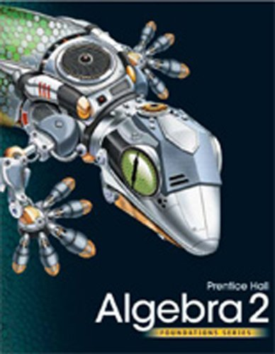 9780785469292: High School Math 2011 Algebra 2 Foundations Student Edition