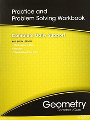 9780785470410: HIGH SCHOOL MATH 2011 GEOMETRY FOUNDATIONS PRACTICE & PROBLEM SOLVING WORKBOOK