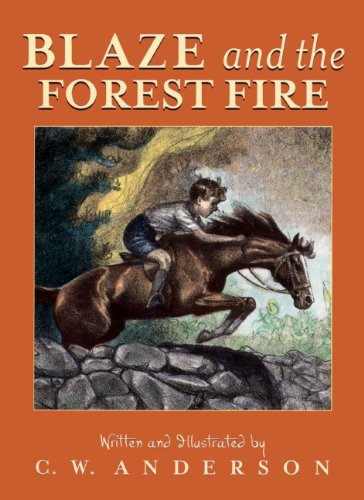 9780785700470: Blaze And The Forest Fire (Turtleback School & Library Binding Edition) (Billy and Blaze Books (Pb))