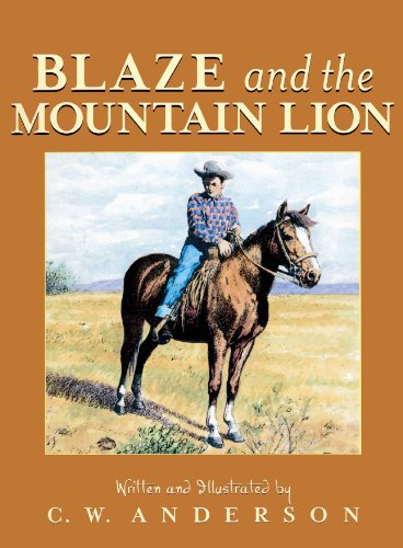 9780785700487: Blaze And The Mountain Lion (Turtleback School & Library Binding Edition)