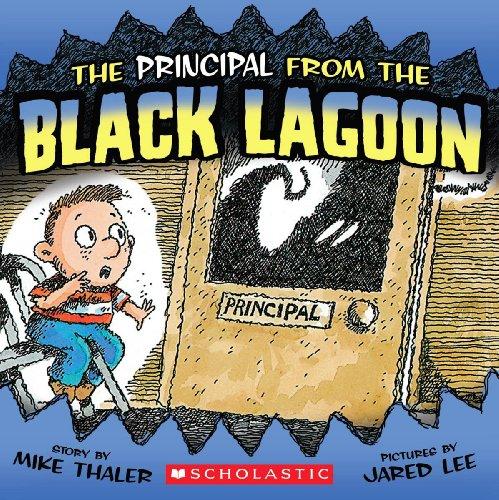 9780785704300: The Principal From The Black Lagoon (Turtleback School & Library Binding Edition)