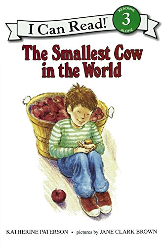 The Smallest Cow In The World (Turtleback: Katherine Paterson