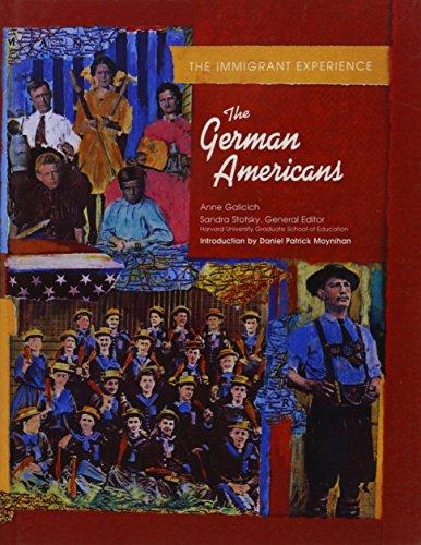 9780785712886: The German Americans (Peoples of North America)