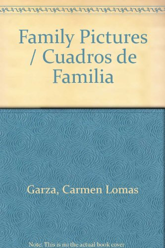 9780785714064: Family Pictures / Cuadros de Familia