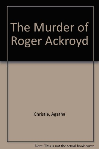 The Murder of Roger Ackroyd (9780785727125) by Agatha Christie