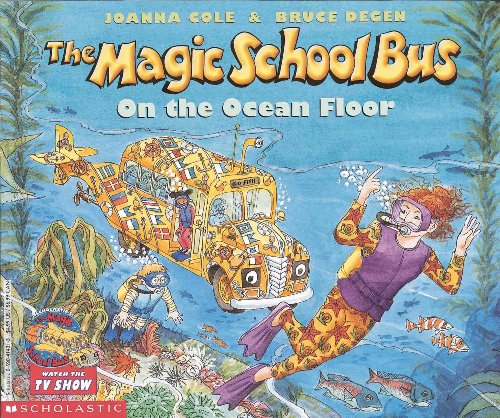9780785730026: The Magic School Bus on the Ocean Floor