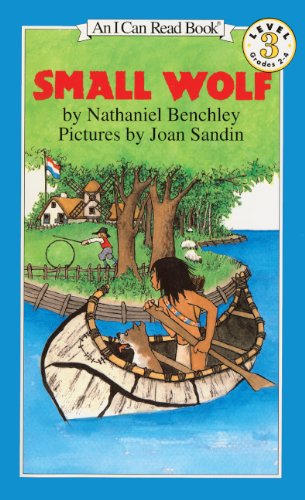 Small Wolf 9780785732044 FOR USE IN SCHOOLS AND LIBRARIES ONLY. A young Native American boy sets out to hunt on Manhattan Island and discovers some strange people with white faces and very different ideas about land.