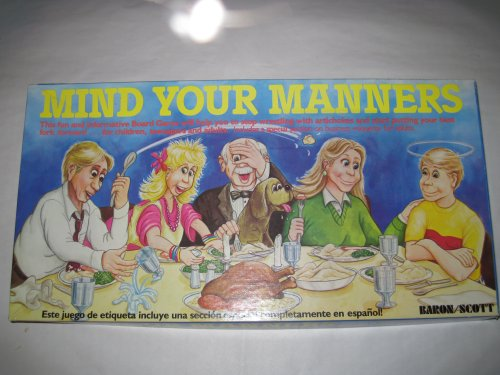 9780785733942: Mind Your Manners