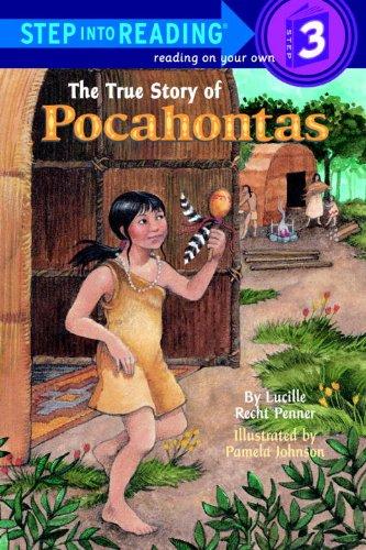 9780785739494: The True Story of Pocahontas (Step Into Reading: A Step 2 Book)