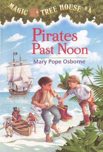 9780785740131: Pirates Past Noon (Turtleback School & Library Binding Edition) (Magic Tree House)