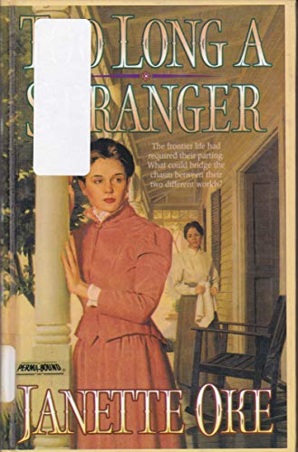 9780785745679: Too Long a Stranger (Women of the West #9)