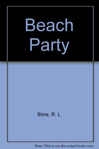 9780785749356: Beach Party (Point Horror Series)