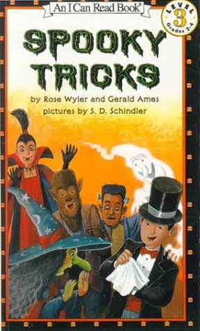 Spooky Tricks (0785756078) by Wyler, Rose; Ames, Gerald