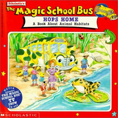 9780785756200: Magic School Bus Hops Home (The Magic School Bus)