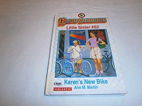 9780785759485: Karen's New Bike (Baby-Sitter's Little Sister #62)