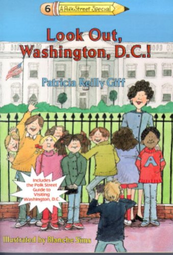 9780785759539: Look Out, Washington, D.C.! (Turtleback School & Library Binding Edition) (Polk Street Special (Pb))
