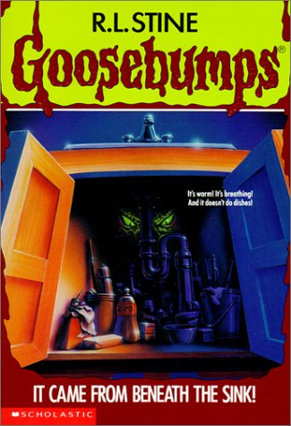9780785759751: It Came from Beneath the Sink (Goosebumps (Sagebrush))