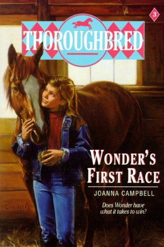 9780785760023: Wonder's First Race (Thoroughbred)