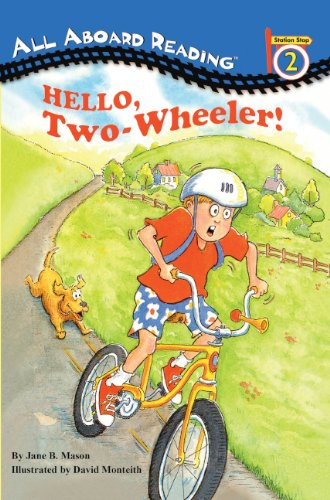 9780785761648: Hello, Two-Wheeler (Turtleback School & Library Binding Edition) (All Aboard Reading: Level 2)