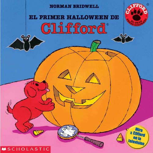 9780785768340: El Primer Halloween de Clifford (Clifford's First Halloween) (Clifford the Big Red Dog (Spanish Tb))