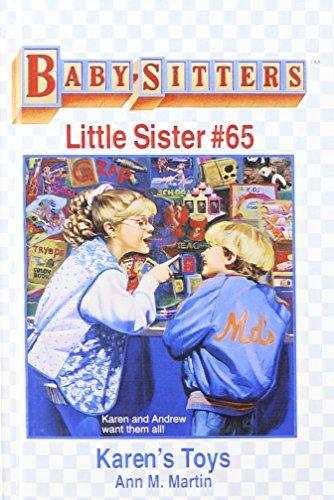 Karen's Toys (Baby-Sitters Little Sister): Martin, Ann Matthews