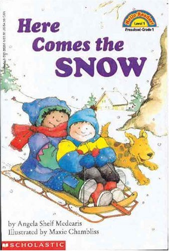 Here Comes The Snow (Turtleback School & Library Binding Edition) (Hello Reader! Level 1): ...