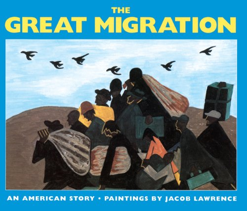 The Great Migration (Turtleback School & Library Binding Edition): Jacob Lawrence