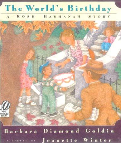 9780785786153: The World's Birthday: A Rosh Hashanah Story