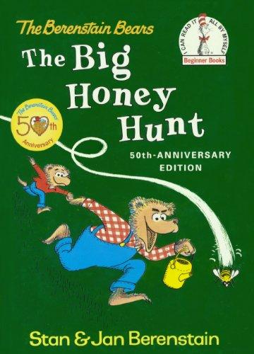 9780785787952: The Big Honey Hunt (Turtleback School & Library Binding Edition) (Beginner Books)