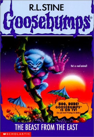 9780785789154: The Beast from the East (Goosebumps (Sagebrush))