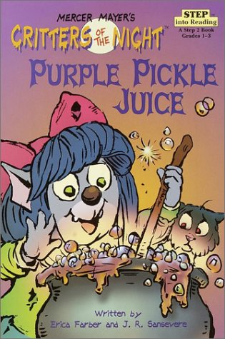 9780785791140: Purple Pickle Juice (Critters of the Night)