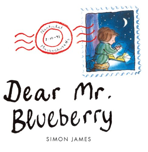 9780785791362: Dear Mr. Blueberry (Turtleback School & Library Binding Edition)