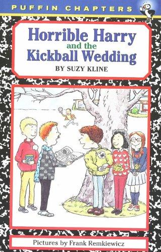 Horrible Harry And The Kickball Wedding (Turtleback School & Library Binding Edition): Suzy ...