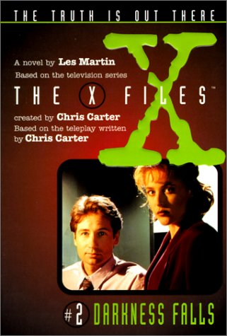 9780785792727: X Files #02 Darkness Falls (X-Files (HarperCollins Age 9-12))