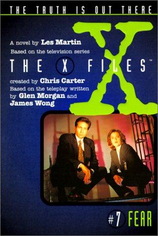9780785792741: Fear (X-Files (HarperCollins Age 9-12))