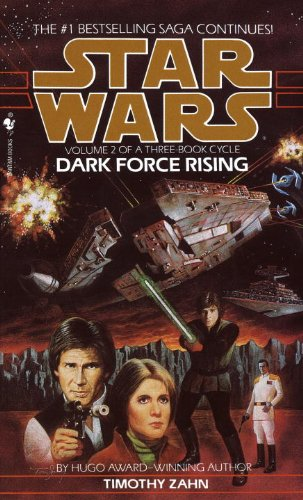 9780785792918: Dark Force Rising (Turtleback School & Library Binding Edition) (Star Wars: Thrawn Trilogy)