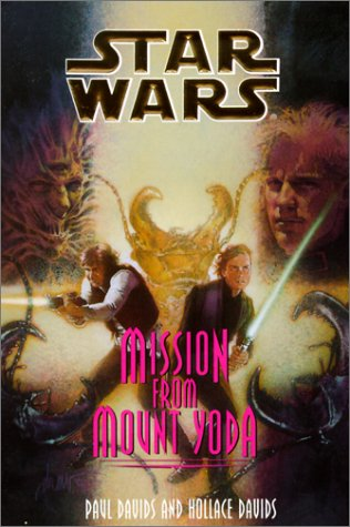 9780785792963: Mission from Mount Yoda (Star Wars (Econo-Clad Hardcover))