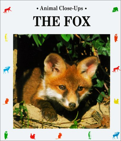 9780785796251: Fox, Playful Prowler (Animal Close-Ups (Charlesbridge))