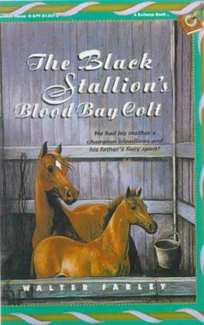 9780785797449: Black Stallions Blood Bay Colt