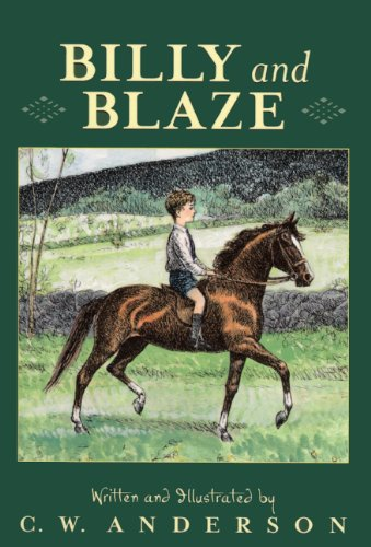 9780785798880: Billy And Blaze (Turtleback School & Library Binding Edition) (Billy and Blaze Books (Pb))