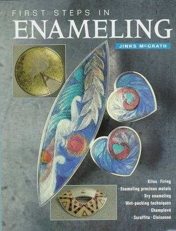 9780785800330: First Steps in Enamelling