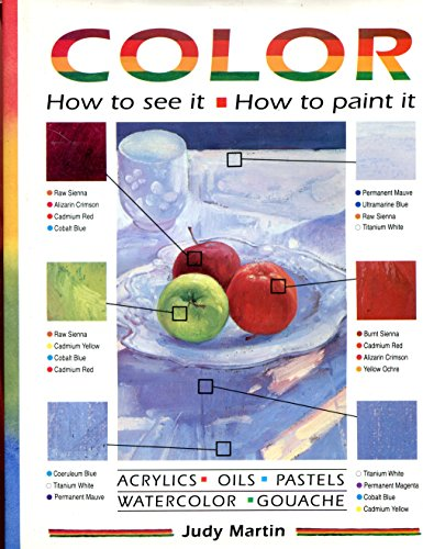9780785800538: Color: How to See It How to Paint It