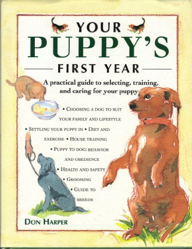 9780785801627: Your Puppy's First Year