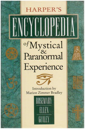 9780785802020: Harpers Encyclopedia of Mystical and Paranormal Experience
