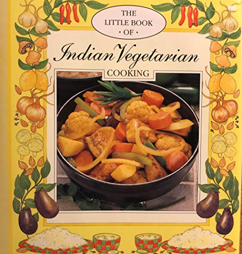 Little Book of Indian Vegetarian Cookery: Stewart, Jillian, Cranshaw,