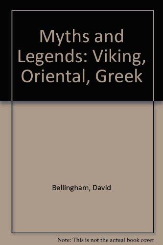 Myths & Legends: Viking, Oriental, Greek: David Bellingham, Clio
