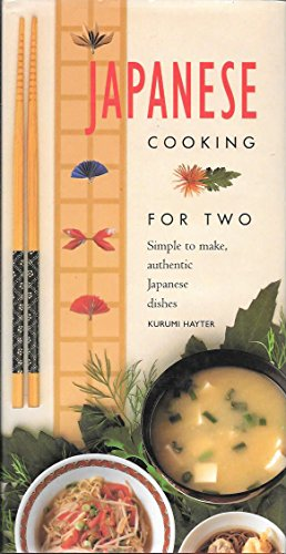 9780785806325: Japanese Cooking for 2