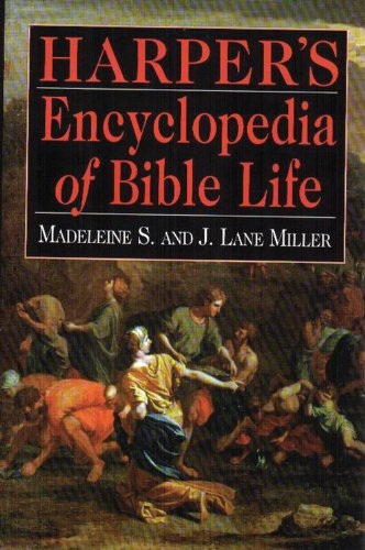 9780785807261: Harper's Encyclopedia of Bible Life