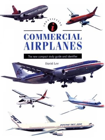 9780785810193: Commercial Airplanes: A New Compact Study Guide and Identifier (Identifying Guide Series)